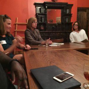 Mayor Manheimer Addresses Asheville Restaurateurs
