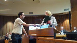 Mayor McFarlane's Hispanic Restaurateur Proclamation